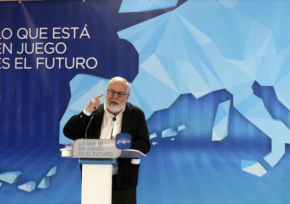 Foto: El exministro de Agricultura Miguel Arias Cañete. (EFE)