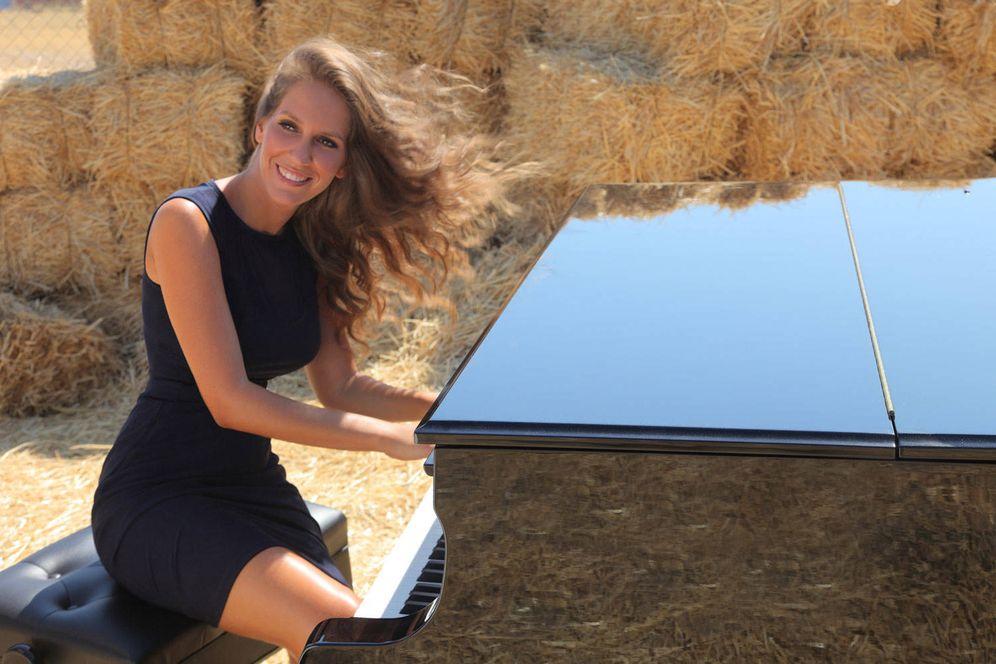 Foto: La cantante María Toledo.