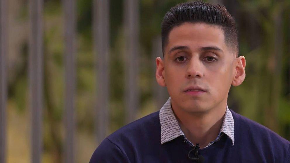 'Tentaciones'   Christofer se rompe en su primera entrevista: Sufrí mucho