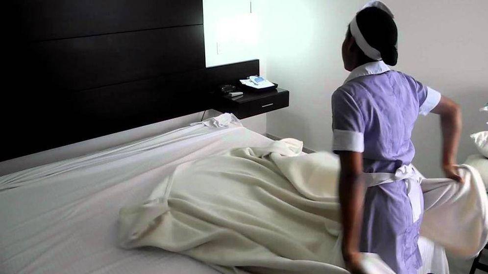Foto: AC Hoteles denuncia una situación que afecta a miles de camareras de pisos en España.