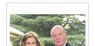 Post de Los reyes Juan Carlos y Sofía, juntos de nuevo en la felicitación navideña
