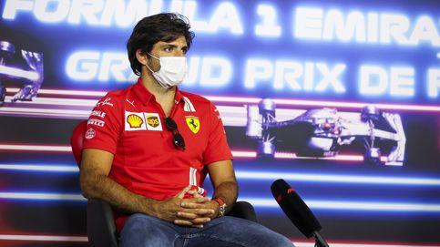 Carlos Sainz se mosquea con algunos de sus rivales: Solo los equipos lo saben