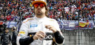 Post de McLaren: o le das un 'pepino' a Alonso o puedes acabar  como Williams