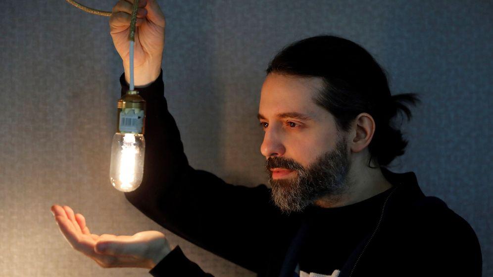 Foto: Andrés Neuman en la presentación de su última novela. (Efe)
