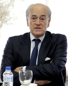 Foto: El expresidente de FCC, Baldomero Falcones (EFE)