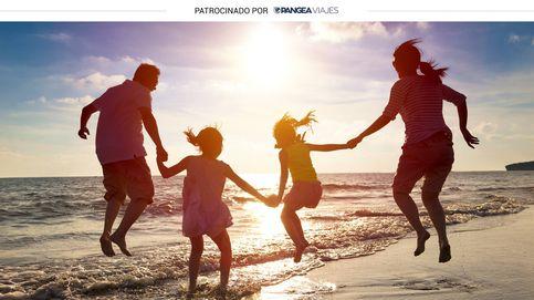 Disfruta de un verano en familia en las playas menos masificadas de la Península