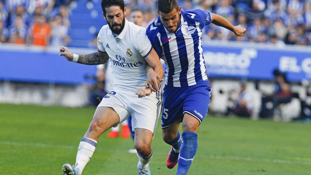 Theo ya es nuevo jugador del Madrid y el Atlético le despide con dureza