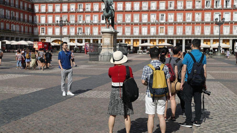 Cae un grupo que atracaba en la Plaza Mayor de Madrid y pedía sexo para devolver lo robado