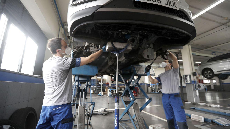 Los 10 talleres mecánicos mejor valorados de Madrid según sus clientes