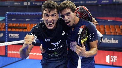 Póker histórico para Galán y Lebrón: cuarto título consecutivo en Valencia