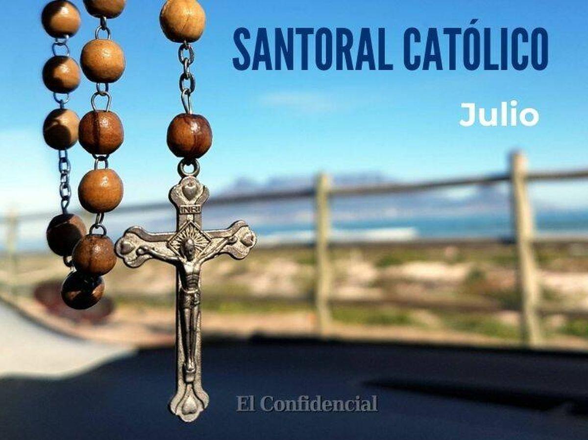 Foto: Consulta todos los santos a los que recuerda la Iglesia en el mes de julio