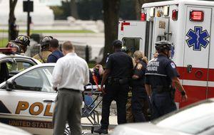Muere la mujer que protagonizó la persecución policial en el Capitolio