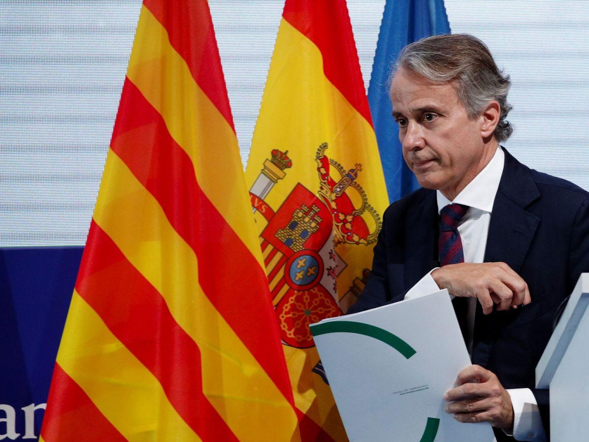 Foto: El presidente de Cercle d'Economia, Javier Faus. (Reuters)