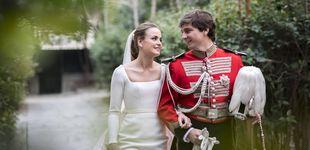 Post de Aristocrática boda en tiempos del coronavirus: su espectacular álbum de fotos