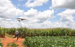 Alta tecnología española para mejorar los cultivos en África