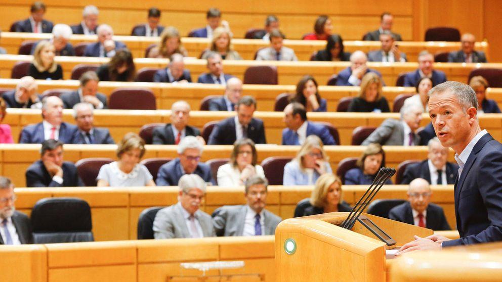 El PSOE retira su enmienda de anulación del 155 si hay urns tras el texto de JxS