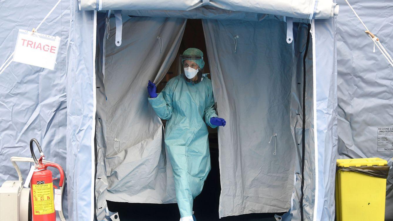 China envía equipos médicos expertos a Italia para combatir el coronavirus