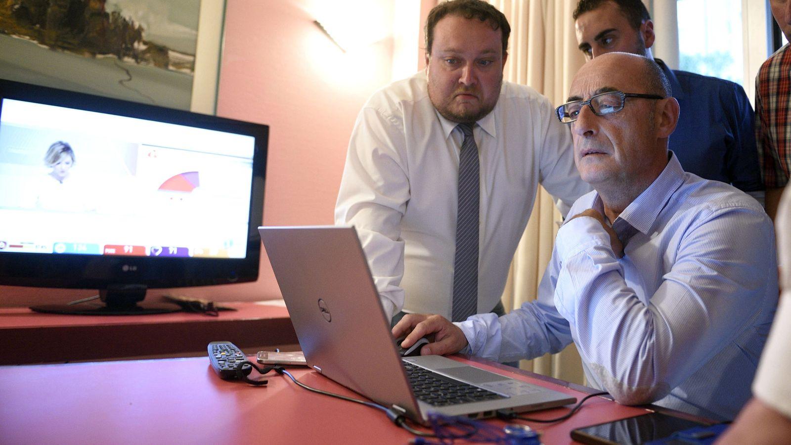 Foto: Felisuco, satisfecho con su papel de político. (EFE)