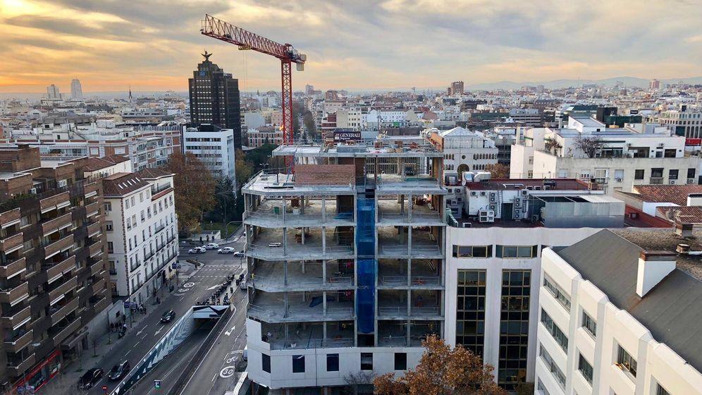 Foto: Claudio Coello 121, la misteriosa promoción en el barrio de los ricos en Madrid