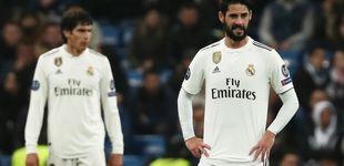 Post de La soberbia devora a Isco en el Real Madrid