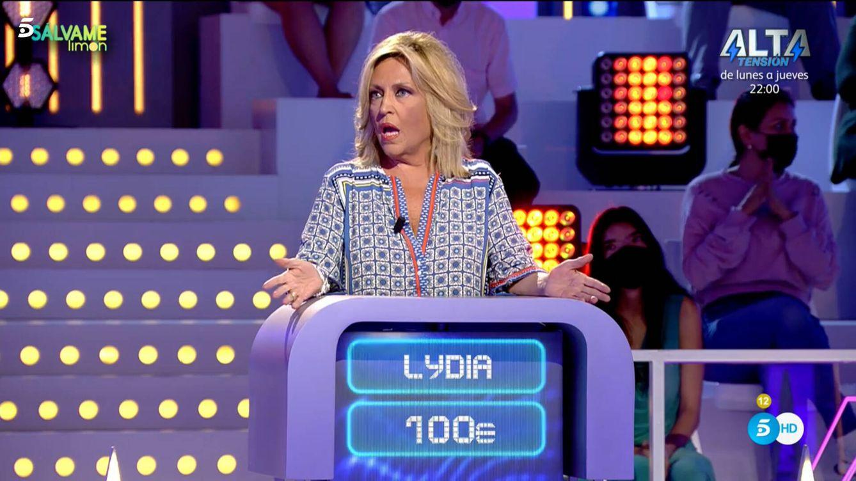 Sorpresa en Telecinco: 'Sálvame' invade 'Alta tensión' con los colaboradores concursando