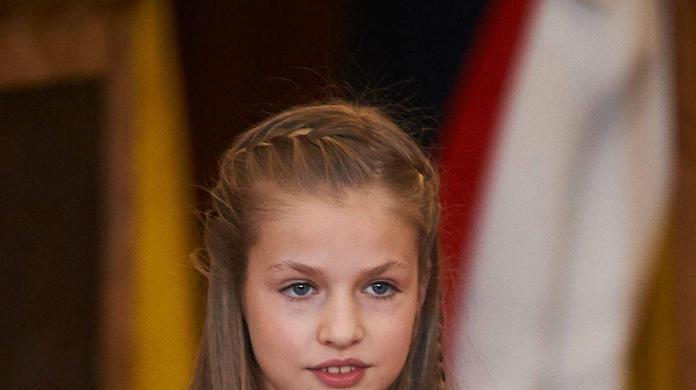 Foto: La princesa Leonor en una imagen de archivo. (Limited Pictures)