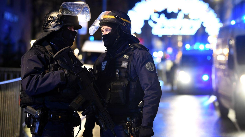 Foto: Al menos tres muertos en un tiroteo en Estrasburgo