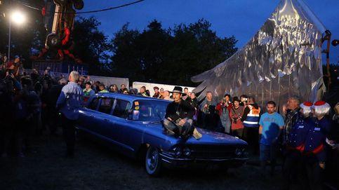 Festival de artes escénicas de Glastonbury