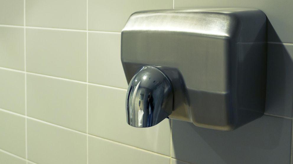 La razón definitiva para que nunca uses los secadores de manos