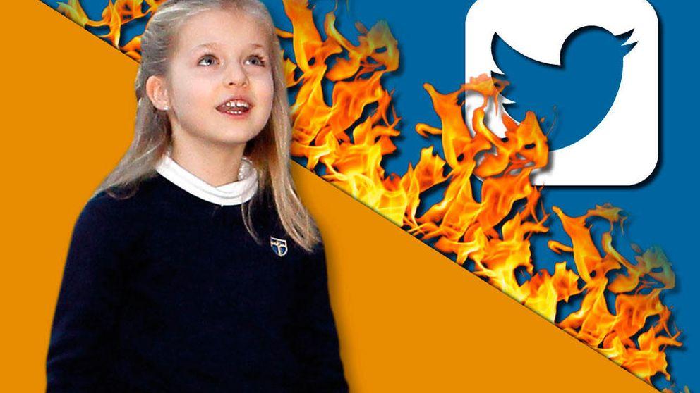 Ana Pastor la lía en Twitter anunciando que Leonor deja el cole, ¿por qué?