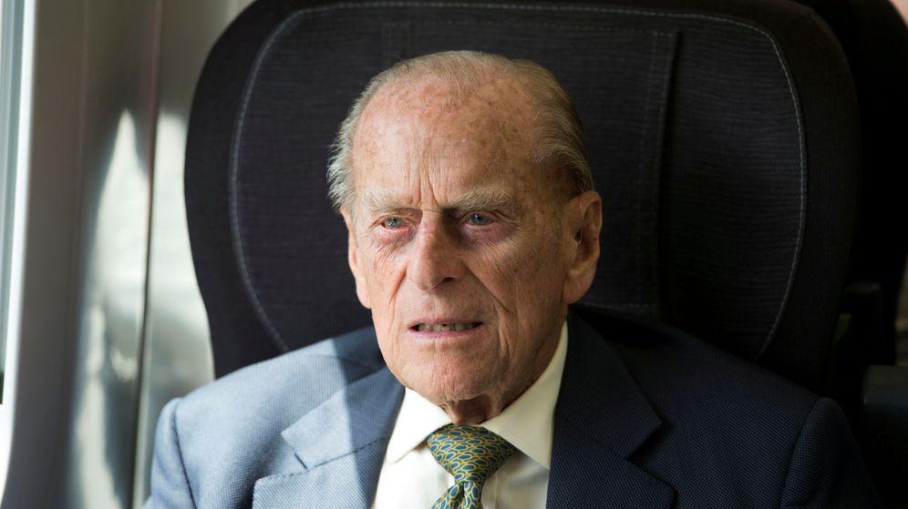 Foto: El duque de Edimburgo en una imagen de archivo. (Reuters)