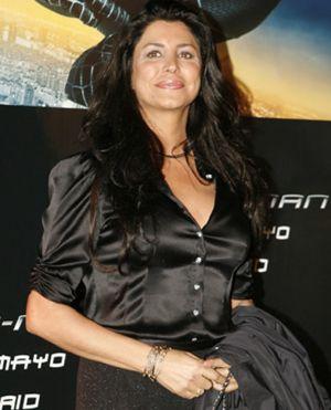 María Pineda se recupera en casa tras ser ingresada en Marbella