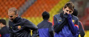 Emery quiere que el Spartak sea el 'Celtic' de Moscú ante el Barcelona