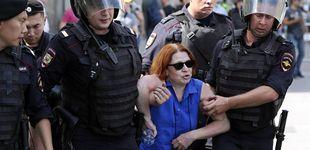 Post de Más de un millar de detenidos en Moscú por protestar por unos comicios justos