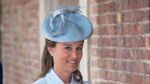 El desacertado look de Pippa Middleton en el bautizo del príncipe Louis