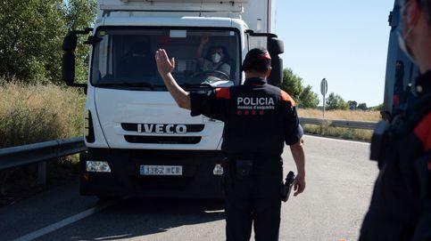 Muere un motorista tras chocar con un camión en Cervelló (Barcelona)