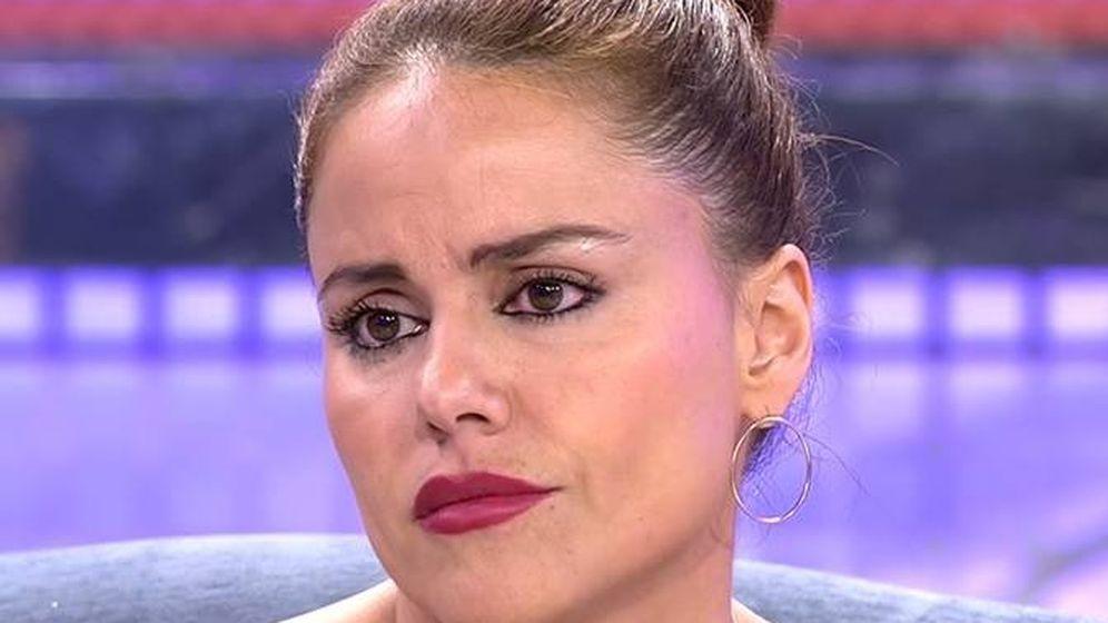 Foto: Mónica Hoyos, en 'Sábado Deluxe'. (Telecinco)