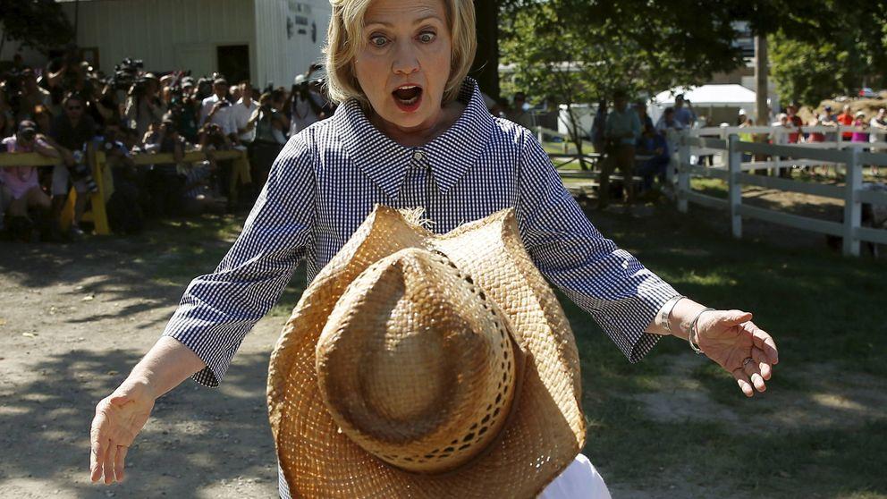 ¿Puede perder Clinton? Escenarios de pesadilla para la candidata demócrata