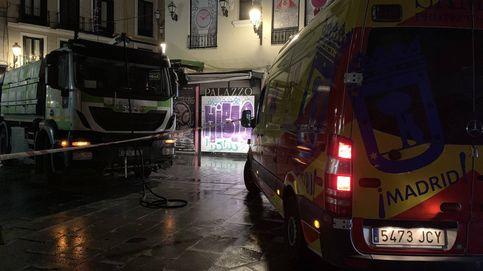 Muere un hombre de 65 años al ser atropellado por un camión de la limpieza en Madrid