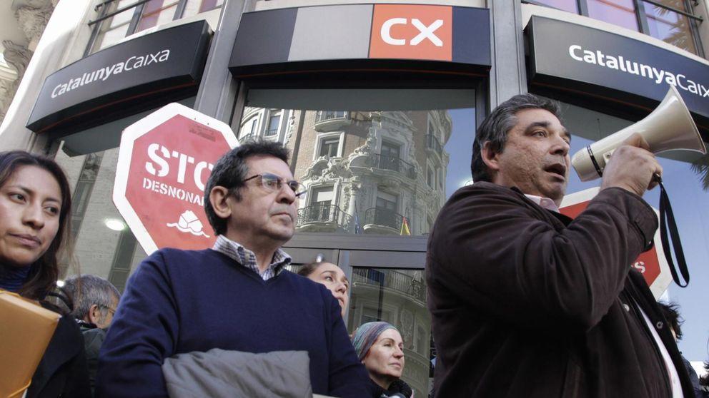 El frob renuncia a vender las oficinas de catalunya banc for Catalunya banc oficinas