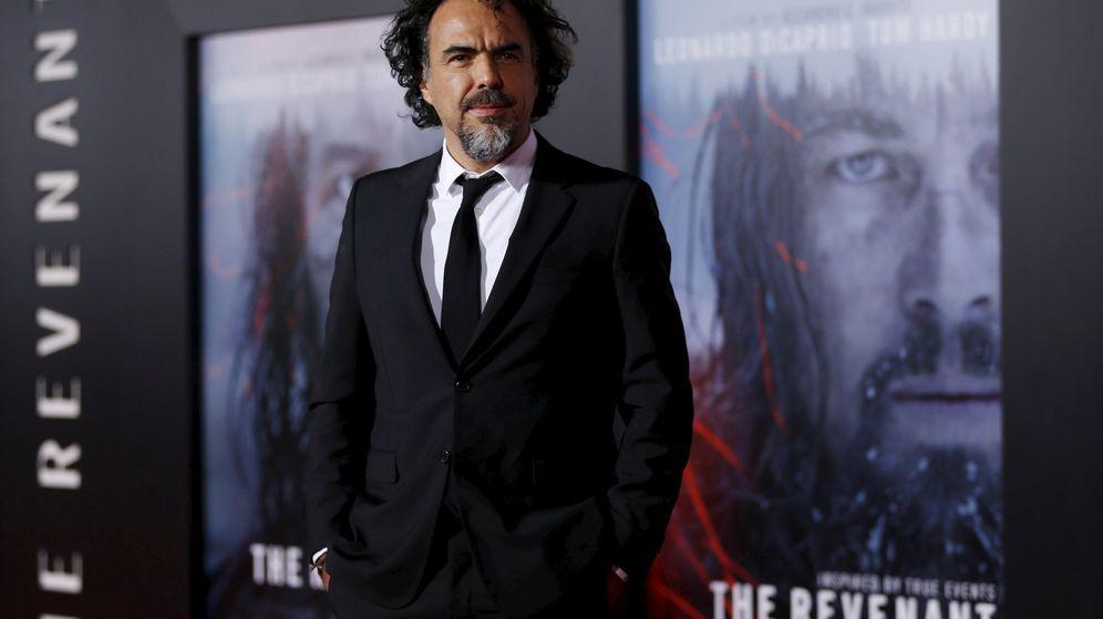 Foto: Alejandro González Iñárritu, en la presentación de la película. (Reuters)