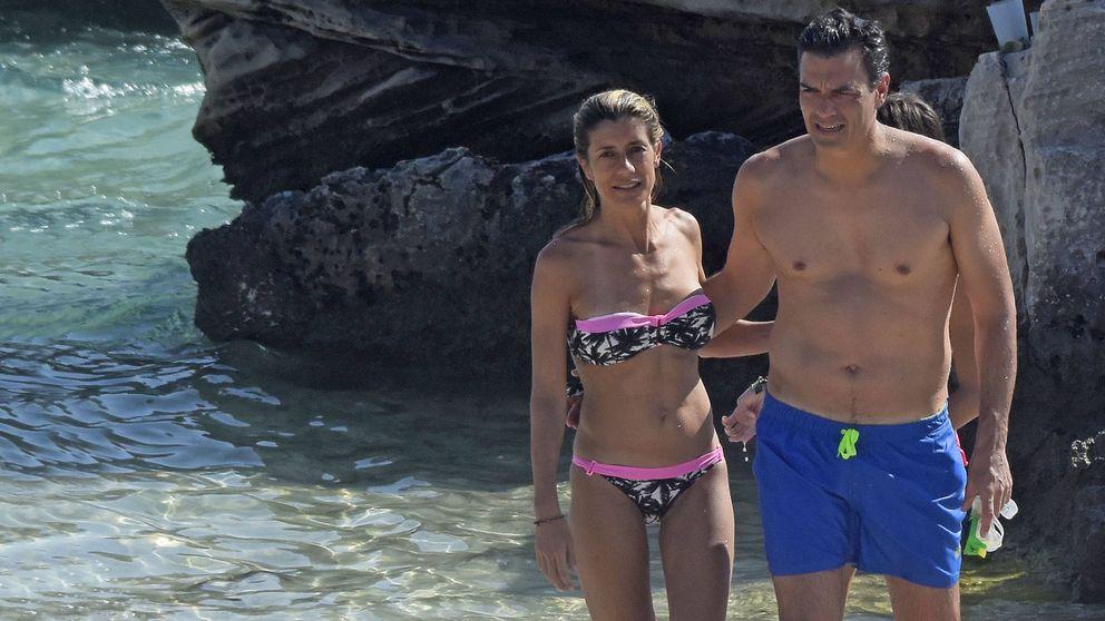 Pedro Sánchez disfruta de sus vacaciones familiares en Ibiza
