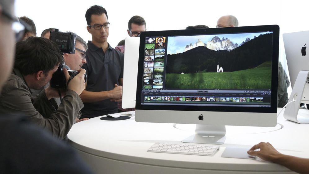 Foto: Apple empieza a sufrir los primeros casos de 'ransomware' en sus dispositivos. (Reuters)