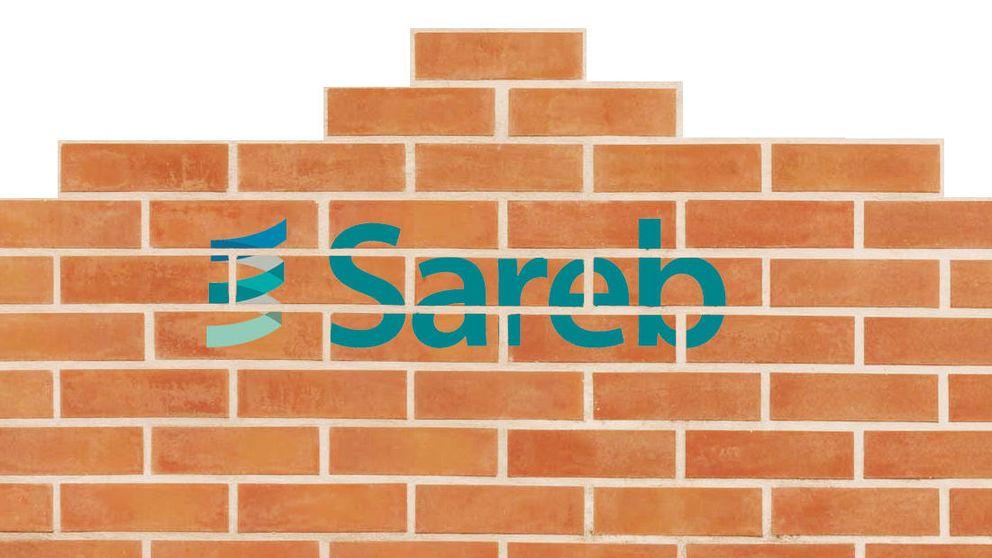 Sareb tira de sus vehículos de baja fiscalidad para vender promociones a medio construir
