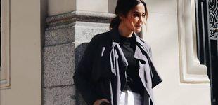 Post de Vicky Martín Berrocal y el outfit sencillo con jeans para una noche de verano