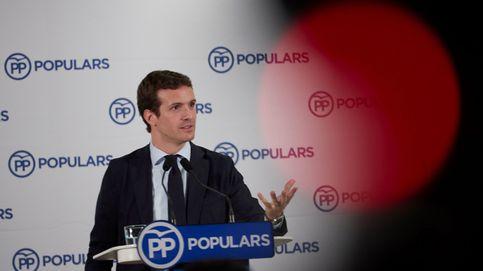 Casado hará campaña ante Merkel sobre los Presupuestos populistas de Sánchez