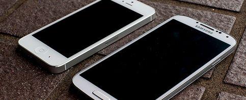 ¿Buscas el 'smartphone' más resistente? iPhone 5 y Galaxy S4 miden sus fuerzas