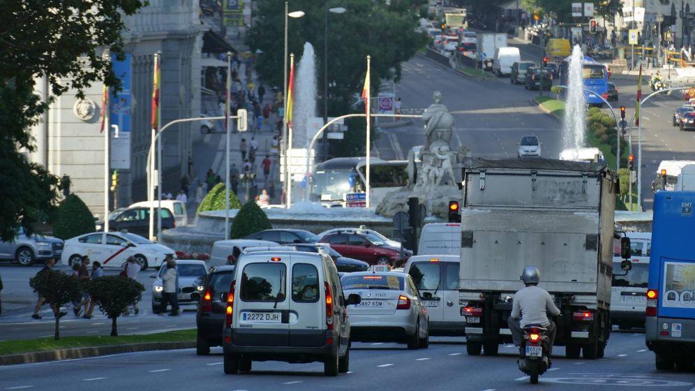 Foto: Debate sobre el futuro de la movilidad urbana, sobre el diésel y la electrificación, aspectos que preocupan a los ciudadanos.