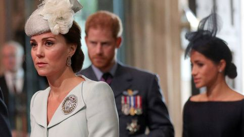 Meghan y Kate no se llevan bien: posible causa de la mudanza de los Sussex