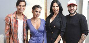 Post de Kiko Rivera, Elena Tablada, Julio Iglesias Jr y Toñi Salazar cocinarán en Cuatro